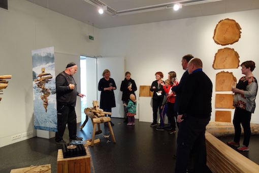 Rappaport: Art Exhibition Höfn