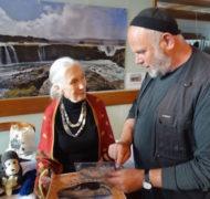 Jane Goodall und Rappaport