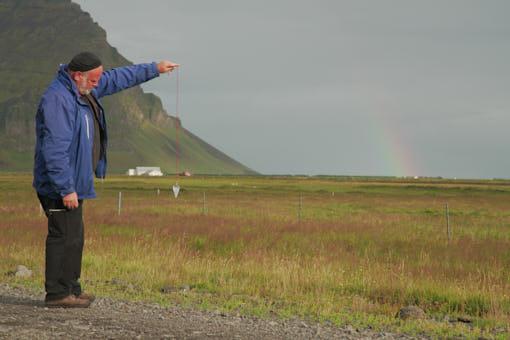 Regenbogen Pendel